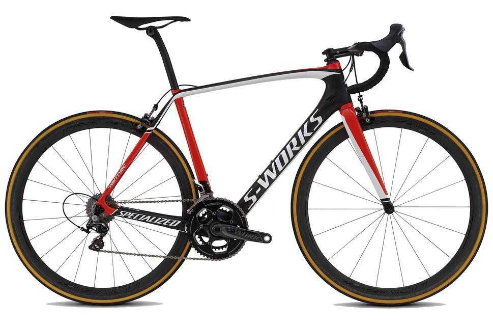 SPECIALIZED S-WORKS TARMAC / TREK ÉMONDA SLR 7 - size 52