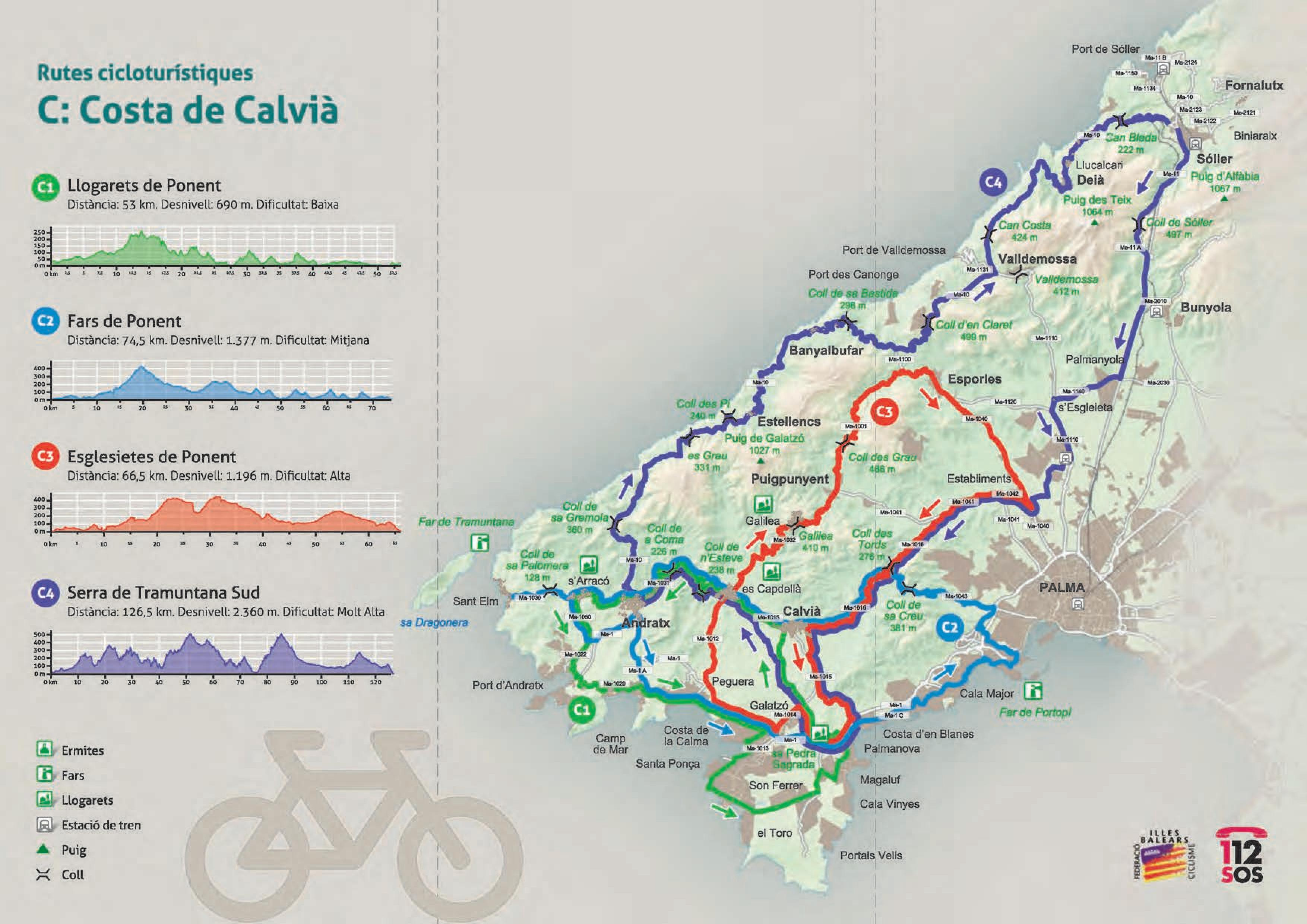 Routes Gpx Bike Transfer - Us-bicycle-route-50-map